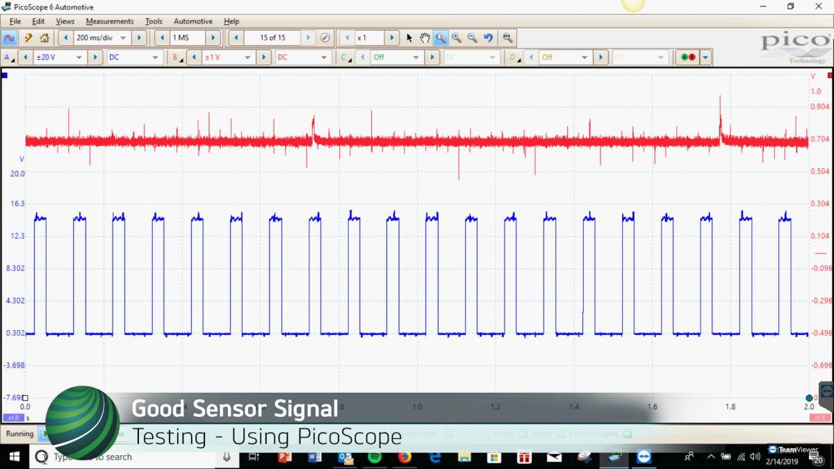 BMW Oxygen Sensor Testing- BMW Fault code 2C78 or P0160