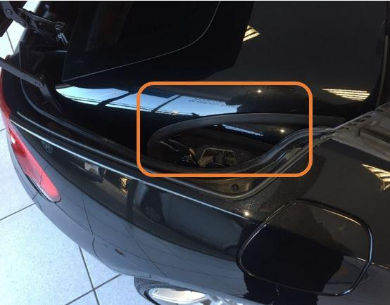 Convertible Roof Problem: BMW Models: Z4 E89