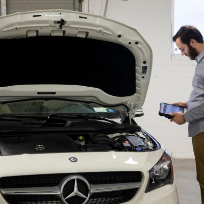 Mercedes-Benz Service Functions